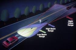 real thermal imaging night vision install must lqqk rh corvetteforum com cadillac night vision wiring 2010 Cadillac DeVille DTS
