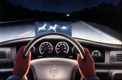 real thermal imaging night vision install must lqqk rh corvetteforum com cadillac night vision wiring diagram 2004 Cadillac DeVille Grills